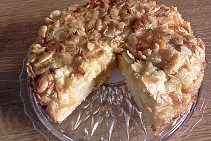 Schneller Blechkuchen mit Obst 8