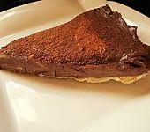 Schokoladen - Tarte