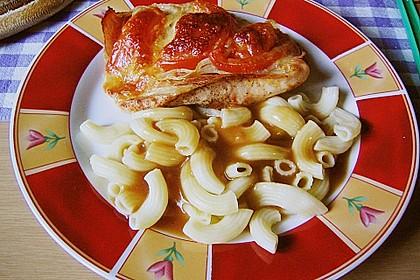 Überbackene Putenschnitzel nach Südtiroler Art 7