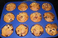 Cherry - Chocolat - Muffins