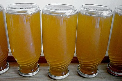 Zitronenmelissesirup 3