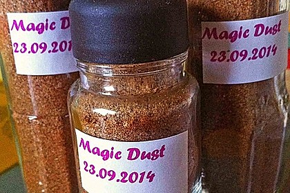 Magic Dust Rub 8