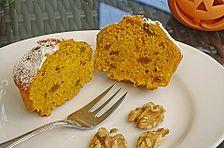 Würzige Kürbis - Muffins