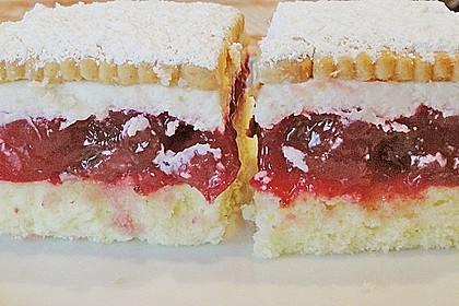 Der beste Rote Grütze - Kuchen 2