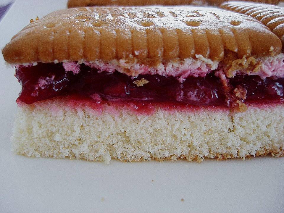Der Beste Rote Grütze   Kuchen 1