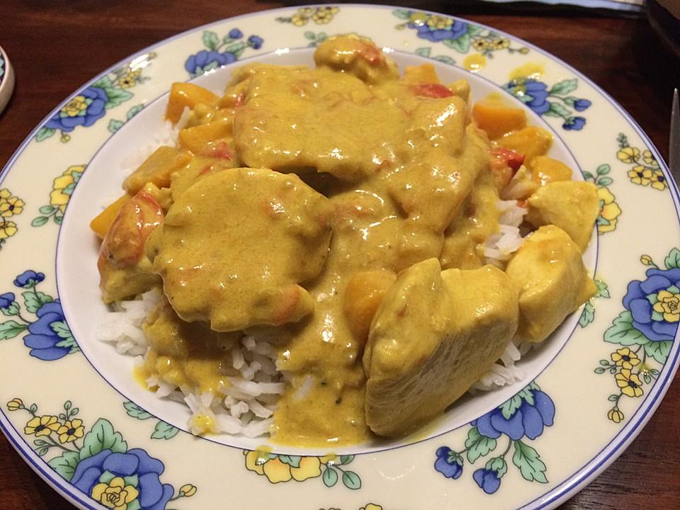 rezepte hahnchen curry mit kokosmilch gesundes essen und rezepte foto blog. Black Bedroom Furniture Sets. Home Design Ideas