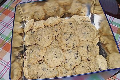 Schoko Cookies 34