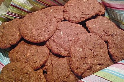 Schoko Cookies 31