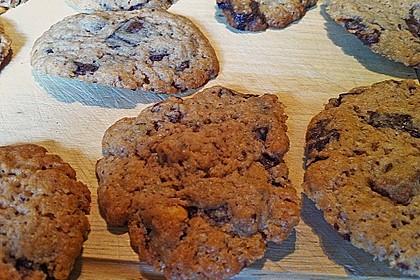 Schoko Cookies 25