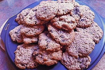 Schoko Cookies 33