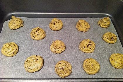 Schoko Cookies 39