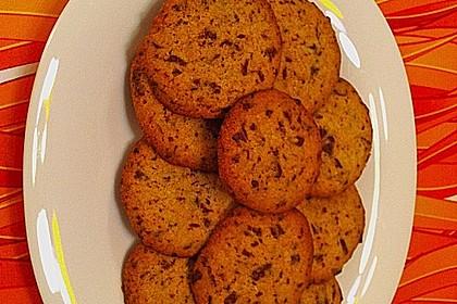 Schoko Cookies 26