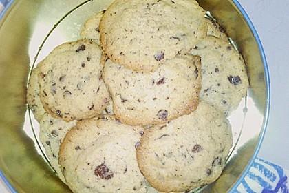 Schoko Cookies 38