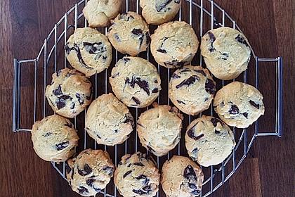 Schoko Cookies 15