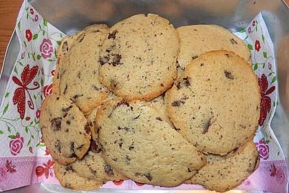 Schoko Cookies 9