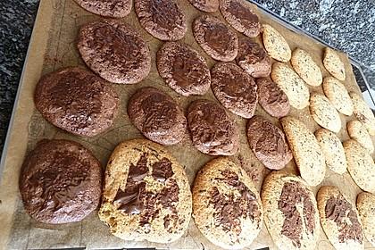 Schoko Cookies 36