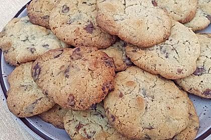 Schoko Cookies 11
