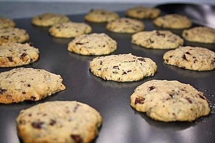 Schoko Cookies 7