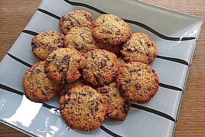 Schoko Cookies 4
