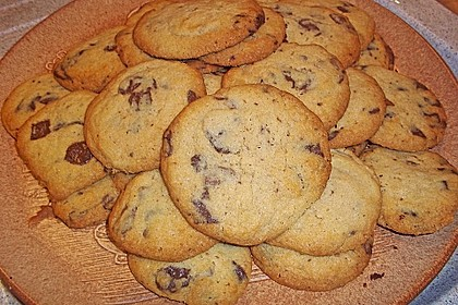 Schoko Cookies 20