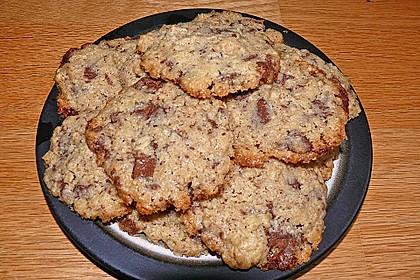 Schoko Cookies 30