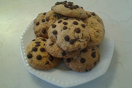 Schoko Cookies 8
