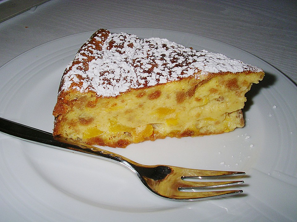 Mascarpone amarettini kuchen