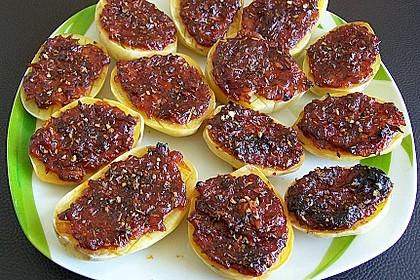 Knusprige Honig - Kartoffeln 3