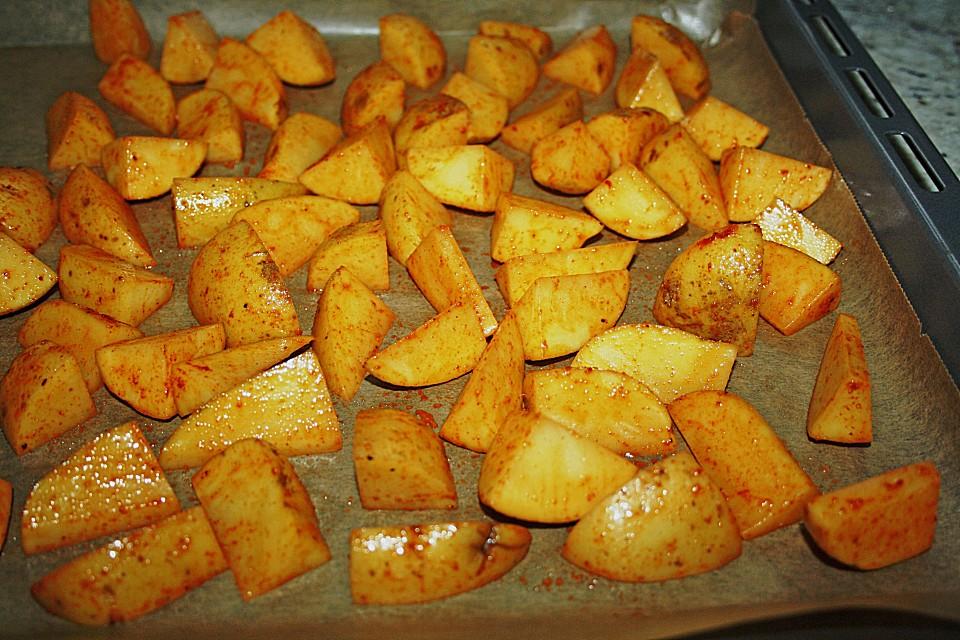backofen kartoffel