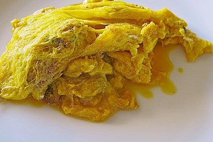 Saftiges Butter - Rührei 'Profi Klasse' 8