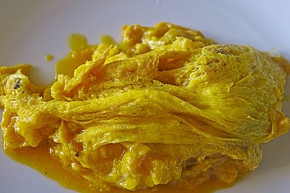 Saftiges Butter - Rührei 'Profi Klasse' 6