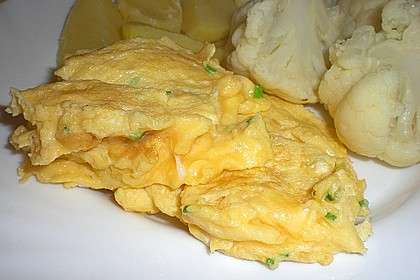 Saftiges Butter - Rührei 'Profi Klasse' 4