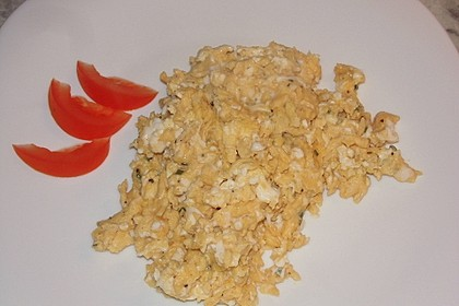 Saftiges Butter - Rührei 'Profi Klasse' 23