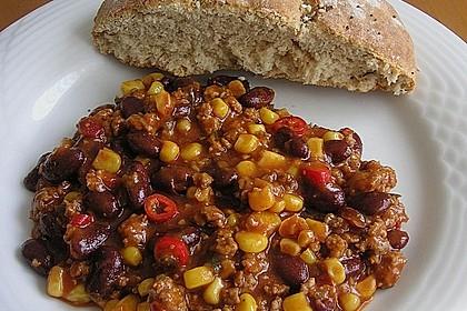 Chili con Carne für Kinder