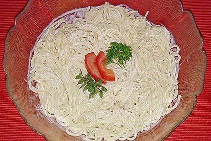 Weltbester Spaghettisalat 10