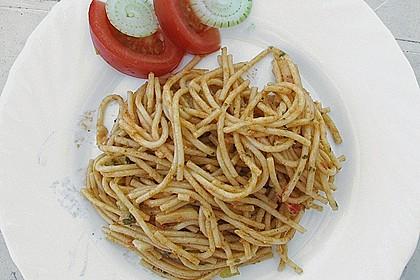 Spaghettisalat a la Karin 0