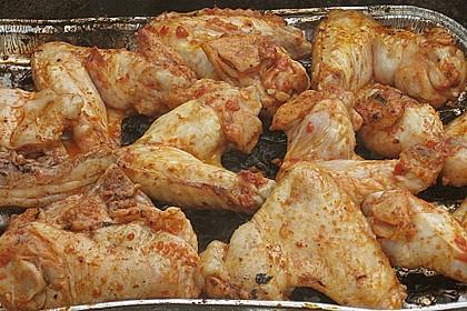 Chicken Wings a la miss - emily - erdbeer 20