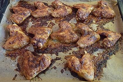 Chicken Wings a la miss - emily - erdbeer 30