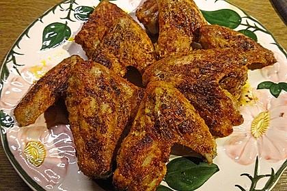 Chicken Wings a la miss - emily - erdbeer 7