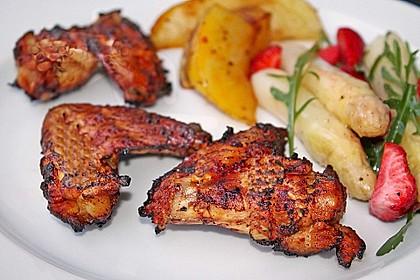 Chicken Wings a la miss - emily - erdbeer