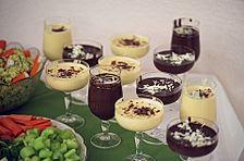 Echtes Mousse au chocolat, ohne Sahne und Rum