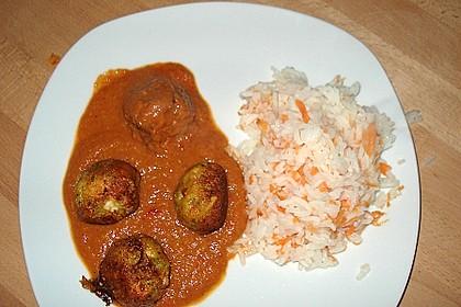 Malai Kofta - Feine Indische Gemüsebällchen 4