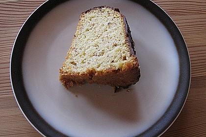Zucchinikuchen (Bild)