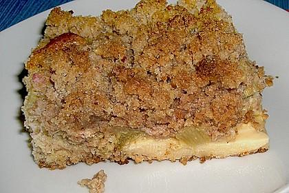 Zwetschgenkuchen 4 - schichtig 21