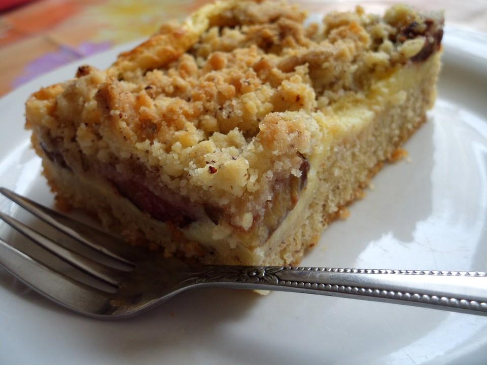 Rezept Zwetschgenkuchen Rührteig zwetschgenkuchen 4 schichtig sandy07 chefkoch de