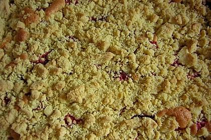 Zwetschgenkuchen 4 - schichtig 15