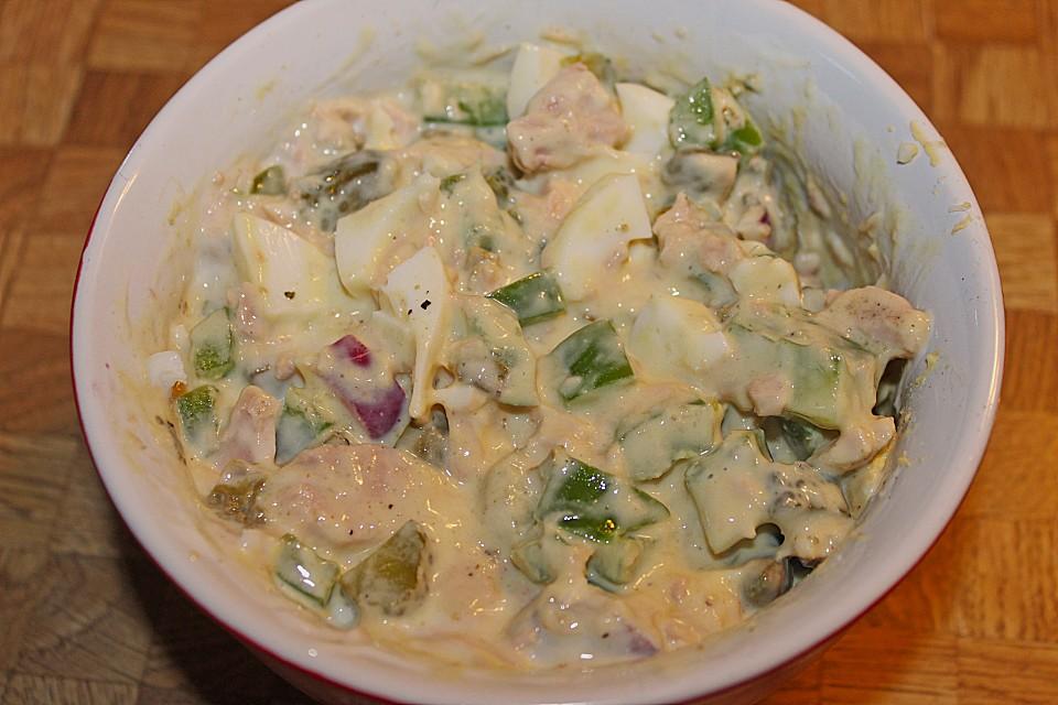 kalorienarmer thunfischsalat, thunfischsalat von selbstgekocht   chefkoch.de, Design ideen