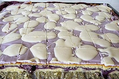 Lila Kuhflecken - Kuchen 1