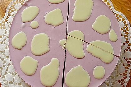 Lila Kuhflecken - Kuchen 2