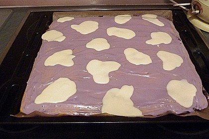 Lila Kuhflecken - Kuchen 3